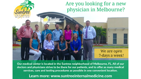 Welcome New Patients!