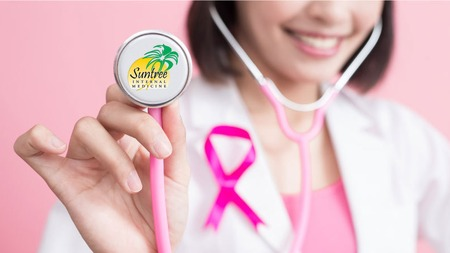Breast Cancer Awareness Month is Here. Have you been tested?