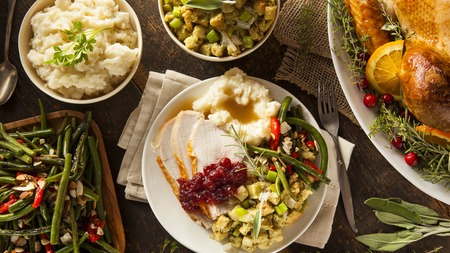 A Few Tips for Eating Healthier This Thanksgiving